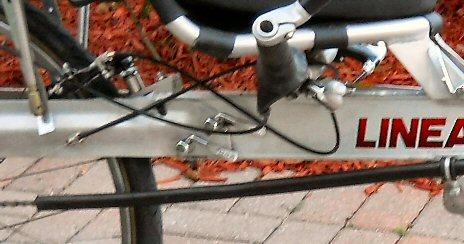 Recumbent bike folding or not
